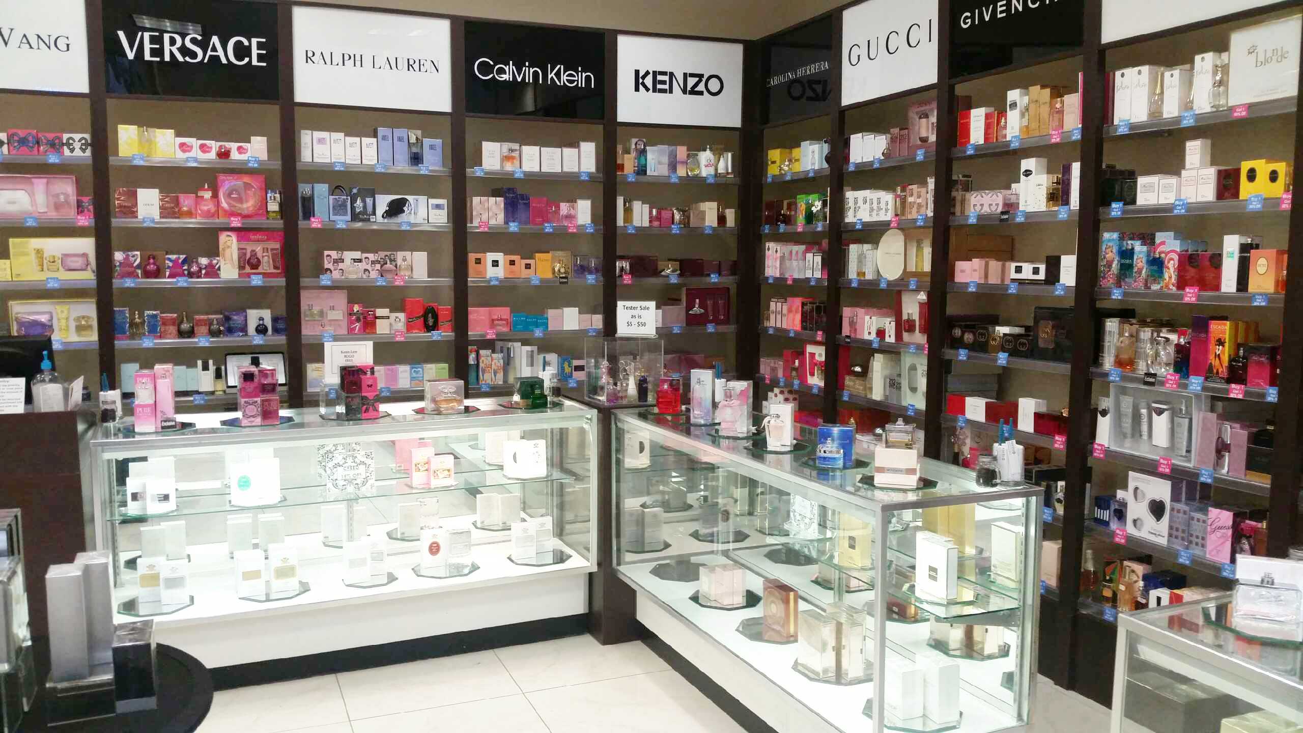 outlet perfumes