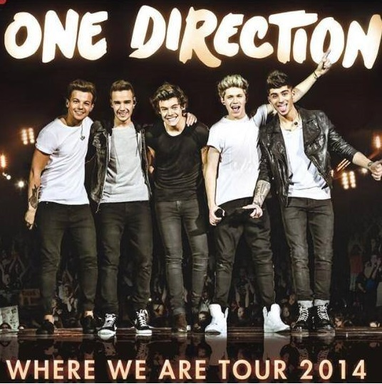 Erins reviews win a trip to meet one direction win a trip to meet one direction m4hsunfo